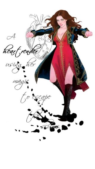 Fanart Friday (#2)_ The Amazingness of the Characters from Six of Crows